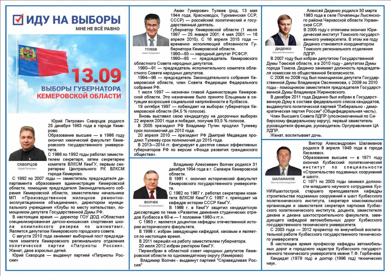 Примеры агитационных материалов на выборах в.